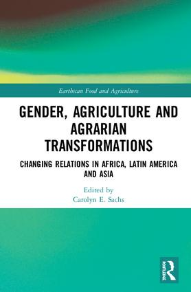 Gender and Agriculture Publication.