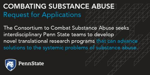 Combating Substance Abuse request for proposals